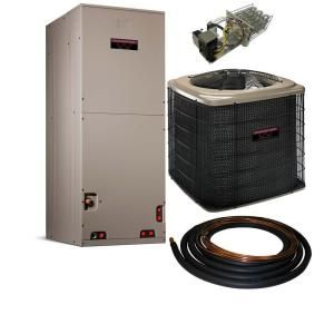 Winchester 3.5 Ton 13 SEER Multi Positional Sweat Heat Pump System with Electric Furnace 41HP4220S 30