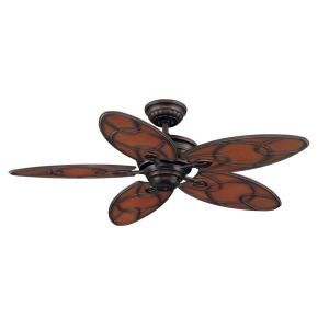 Hampton Bay Anchor Bay 52 in. Indoor/Outdoor Old World Bronze Ceiling Fan F12250