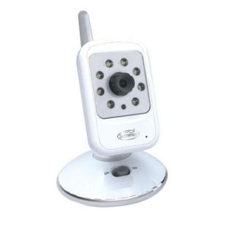 Summer Infant Secure Sight Digital Video Baby Monitor Extra Camera with Auto Scan 28084