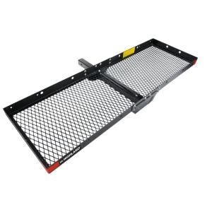 Highland Steel Hitch Mounted Cargo Tray 1042000