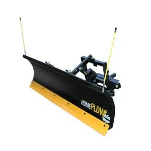Home Plow by Meyer 6 ft. 8 in. Residential Electric Auto Angle Snow Plow 24000