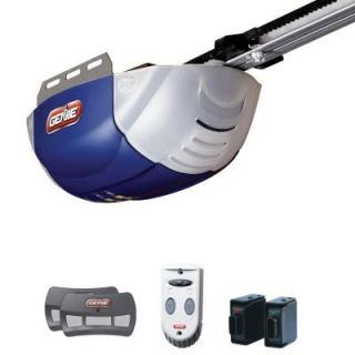 Genie QuietLift 800 1/2 HP DC Motor Belt Drive Garage Door Opener 2042 TV