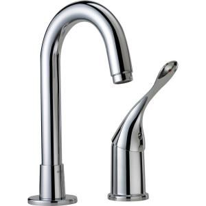 Delta Commercial Single Handle Bar Faucet in Chrome 710LF HDF
