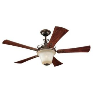 Sea Gull Lighting Parkview 52 in. Russet Bronze Ceiling Fan 15082B 829