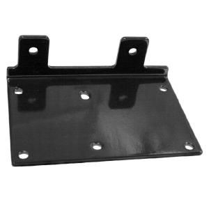 Keeper Flat Mount Plate for KT2000, KT2500, KT3000 Winches KTA502