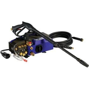 AR Blue Clean 1900 PSI 2.1 GPM Electric Pressure Washer with Motor Thermal Protector 620