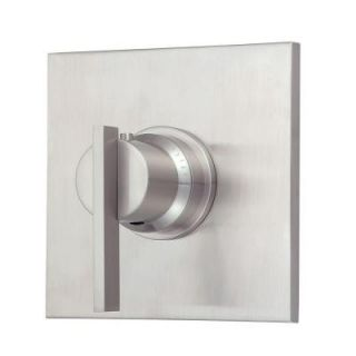 Danze Sirius 3/4 in. Thermostatic Shower Valve Trim Only in Brushed Nickel D562044BNT
