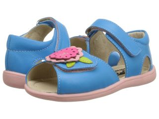 See Kai Run Kids Eliza Girls Shoes (Blue)