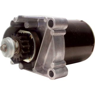 Electric Replacement Starter   Briggs & Stratton Twin Cylinder Engine by