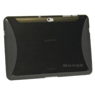 Snugg Samsung Galaxy Tablet 10.1 High Quality TPU Skin Case Cover (Black)   Ultra Slim Profile, Non Slip Material   10.1 inch version only   From the Creators of the Number 1 Best Selling iPad 2 case Computers & Accessories