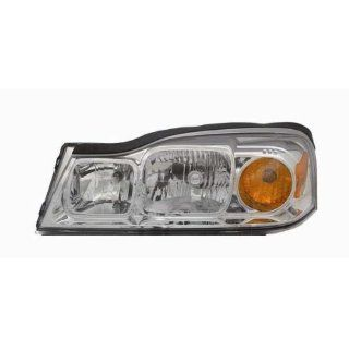 OE Replacement Saturn Vue Driver Side Headlight Lens/Housing (Partslink Number GM2518143) Automotive