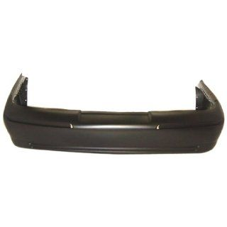 OE Replacement Mercury Grand Marquis Rear Bumper Cover (Partslink Number FO1100280) Automotive