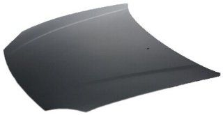 OE Replacement Honda Civic Hood Panel Assembly (Partslink Number HO1230121) Automotive