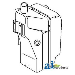 A & I Products Tank, Fuel (Plastic) Replacement for John Deere Part Number AR