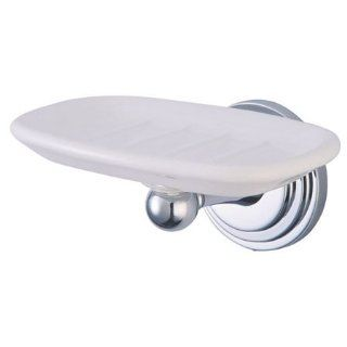 Kingston Brass Ba2715c Milano Wall Mount Soap Dish Chrome Milano Soap Dish Chrome Finish
