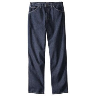 Dickies Mens Relaxed Fit Jean   Indigo Blue 38x30