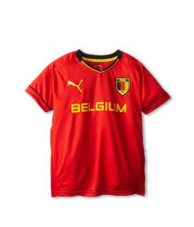 Puma Kids Belgium Tee Boys T Shirt (Multi)