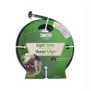 Swan Watersaver Light Duty Hose 100 Foot   SNFA12100  Garden Hoses  Patio, Lawn & Garden