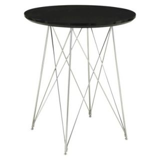 Pub Table Monarch Specialties Pub Table   Black