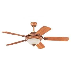 Sea Gull Lighting Highlands 52 in. Regal Bronze Ceiling Fan 15358B 758
