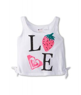 Roxy Kids Strawberry Love R Tank Girls Sleeveless (Multi)