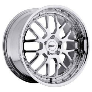 19x9.5 TSW Valencia (Chrome) Wheels/Rims 5x114.3 (1995VAL205114C76) Automotive