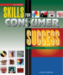 Skills for Consumer Success (with Template Disk Package) Mary Queen Donnelly 9780538686129 Books