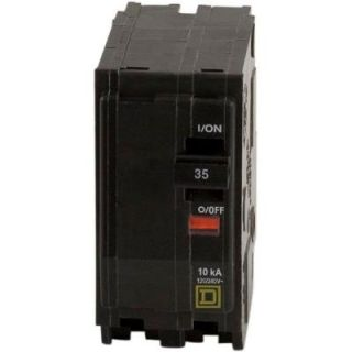 Square D by Schneider Electric QO 35 Amp Two Pole Circuit Breaker QO235CP