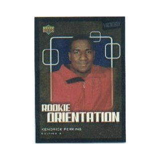 2003 04 Upper Deck Victory #127 Kendrick Perkins RC Sports Collectibles