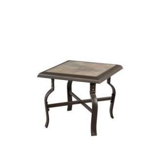 Hampton Bay Belleville Patio Side Table FTS80584