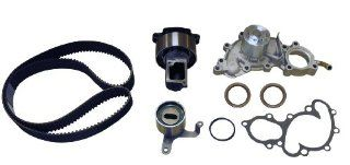 CRP Industries PP154LK1 Engine Timing Belt Kit with Water Pump Automotive