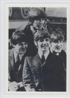 Ringo Star (Trading Card) 1964 Beatles Black and White #179 Entertainment Collectibles