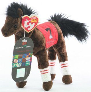 Ty Beanie Babies Street Sense Kentucky Derby Store Exclusive Version, with th Toys & Games
