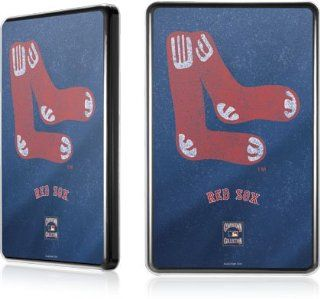MLB   Boston Red Sox   Boston Red Sox   Cooperstown Distressed    Kindle Fire   LeNu Case Cell Phones & Accessories