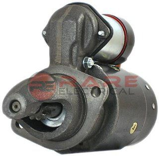 NEW 12 VOLT STARTER MASSEY FERGUSON TRACTOR TO20 TO30 TO35 181 541 M91 10461661 Automotive