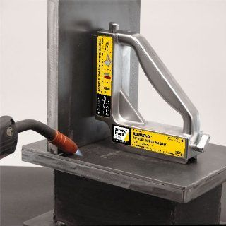 Strong Hand Welding Magnet   Dual Switch On/Off MS2 90   Levels