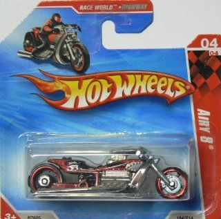 Hot Wheels Race World Highway 04 of 04 Airy 8 194/214 on Short Card