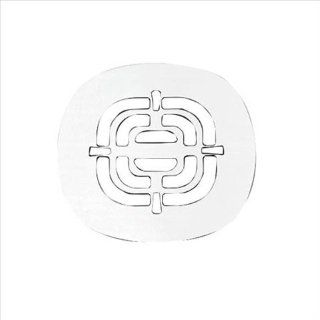 Brasstech 239/26 Shower Drain, Polished Chrome   Bathroom Sink Drains