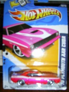 Hot Wheels 10/10 Muscle Mania Mopar '12 '70 Plymouth AAR Cuda 90/247
