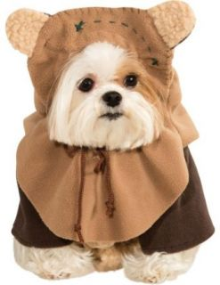Halloween Costumes Item   Cat & Dog Costume Ewok Small Clothing