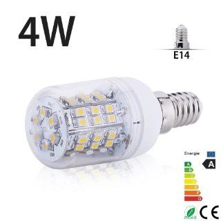 High Power 4W 48 SMD 3528 LED E14 Energy Saving Corn Light Bulb Lamp Ac 85v~265v   Led Household Light Bulbs