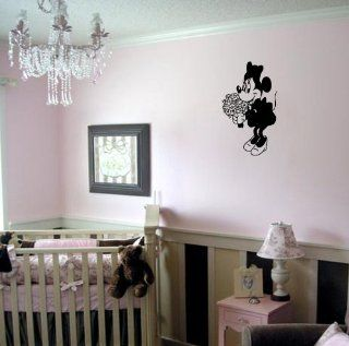Wall Decor Sticker Mural Decal Baby KID Room Mickey Mouse 273