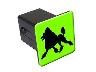 "Toy Poodle   Dog   2"" Tow Trailer Hitch Cover Plug Insert Truck Pickup RV Automotive"
