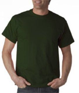 Fruit Of The Loom Adult Bestt Shirt Forest Green M