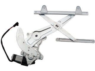 ACDelco 11A295 Professional Rear Side Door Window Regulator Assembly Automotive