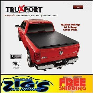 1987 Chevy C/K Pickup TruXedo TruXport Roll Up Tonneau Cover 240601 Automotive