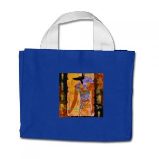 Ancient Egyptian God Anubis Gift Range Canvas Bag