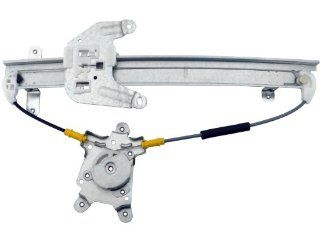 ACDelco 11R304 Professional Rear Side Door Window Regulator Assembly Without Motor Automotive