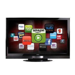 VIZIO XVT323SV 32 Inch Full HD 1080p LED LCD HDTV with VIA Internet Application, Black (Old Version) Electronics