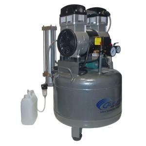California Air Tools 10 Gal. 2 HP Ultra Quiet and Oil Free Air Compressor with Air Dryer 1020D